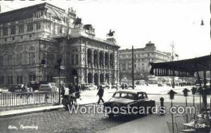 Austria Wien - Vienna  Real Photo