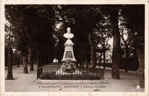 CPA BILLANCOURT - Monument a Marcel Renault (581409)