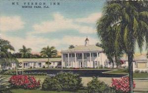 Florida Winter Park Mt Vernon Inn