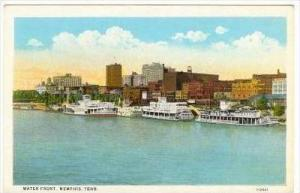 Waterfront , Memphis, Tennessee, 1910s