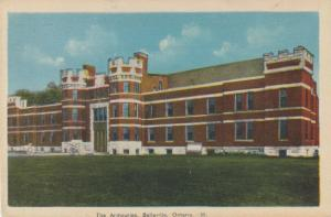BELLEVILLE , Ontario , 1930s-40s ; The Armouries