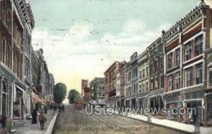 Main Street Jamestown NY 1911