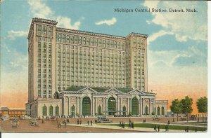 Detroit, Michigan, Michigan Central Station