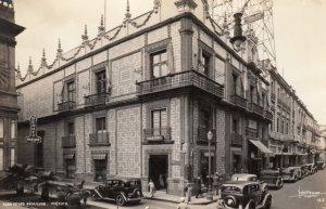 RP: MEXICO CITY , Mexico , 1930-40s ; Casa De Los Azulejos
