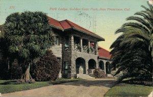 USA Park Lodge Golden Gate Park San Francisco 03.17