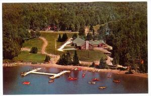 Camp Northland - B'NAI B'RITH , Haliburton , Ontario , Canada , 50-60s