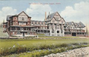 LALE LOUISE , Laggan , Alberta , Canada , 1900-10s ; Chalet