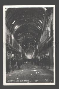 088939 SYRIA Damascus straight street Vintage photo PC
