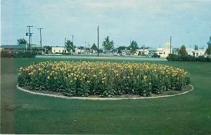 Traffic Circle, Brownwood, Texas TX
