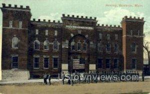 Armory - Brockton, Massachusetts MA