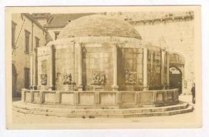 RP  Dubrocnik : onofrijeva cesma, Croatia, 1910-30s