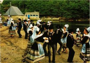 CPM France - Folklore - Bretagne - Le Jabadao Dansé (770082)