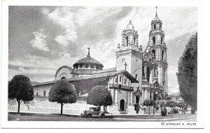 San Francisco, CA - Mission Dolores - Piltz
