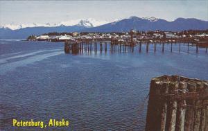 Alaska Petersburg Panorama