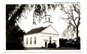 MA - Hanson. First Baptist Church