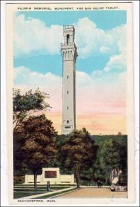 Pilgrim Memorial, Provincetown, Cape Cod MA