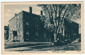 Portland, Maine, The Children's Hospital