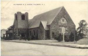 Billingsport M.E. Church, Paulsboro, New Jersey, 20-40s