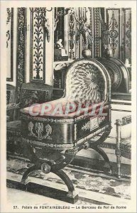 Postcard Old 27 Fontainebleau Palace the birthplace of the King of Rome Napol...