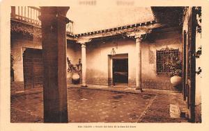 Spain Old Vintage Antique Post Card Detalle del Patio de la Casa del Greco To...
