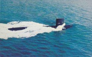 Submarine USS FINBACK SSN-670 , 50-60s