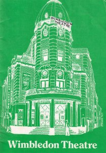 Su Polllard at Wimbledon Theatre in Babes In Arms Programme