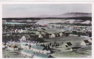 RP: WHITEHORSE, Yukon Territory, Canada, 1900-10s; Aerial View