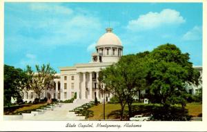 Alabama Montgomery State Capitol Building