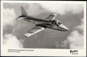 Indian Air Force, Hindustan Aeronautics Kiran, U-703, Flight RPPC