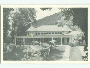 Unused 1940's THE HOMESTEAD HOTEL Hot Springs Virginia VA hr8719
