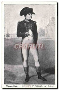 Old Postcard Napoleon Bonaparte 1st Consul 1 by Isabey