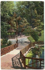 Portland, Me, Trout Pond, Riverton park