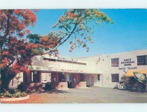 Chrome BANK SCENE Fort Lauderdale Florida FL AG2952