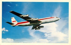 TWA - Setting A Standard   (Airline Issued)