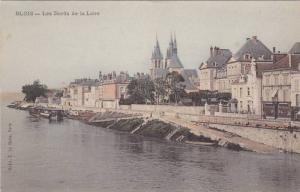 Blois , Loir-et-Cher department , France , 00-10s ; Les Bords de la Loire