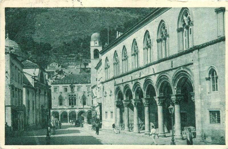 Croatia Dubrovnik 1960