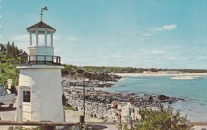 LIGHTHOUSE , 50-60s ; Marginal Way , Ogunquit , Maine #2