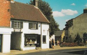 Knaresborough Tapas Coffee Bar Wiltshire High Street Large Postcard