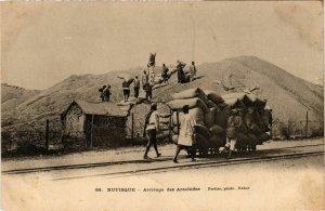 CPA AK Fortier 66 Rufisque- Arrivage des Arachides SENEGAL (812154)