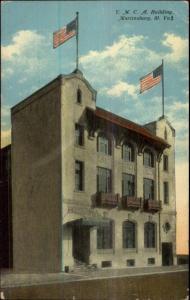 Martinsburg WV YMCA Bldg c1910 Postcard