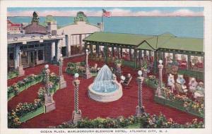 Ocean Plaza Marlborough Blenheim Hotel Atlantic City New Jersey