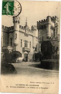 CPA Le Centre de L'Auvergne - Env. d'ISSOIRE - Le Chateau de la (220700)