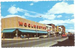 The F.W. Woolworth Store Cheboygan Michigan MI, North Main