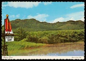 Sleeping Giant, Island of Kauai