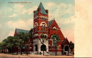 Indiana Frankfort Christian Church