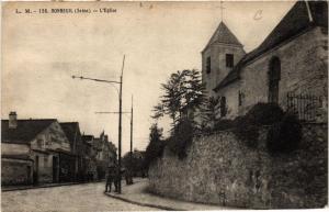 CPA AK BONNEUIL - L'Église (659728)
