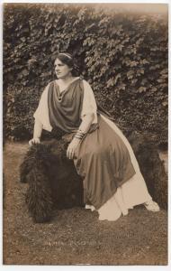 Lancashire; Lancaster Pageant, 'Domitia Decidiana' RP PPC By W Johnston, Unused