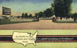 All States Village Columbia MO Unused