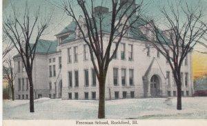 ROCKFORD , Illinois , 00-10s ; Freeman School