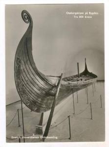 RP, Osebergskipet pa Bygdoy, Norway, 1910-1930s